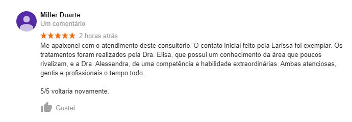 depoimento invisalign em brasília